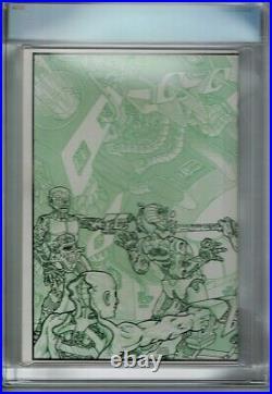 Cgc 9.0 Teenage Mutant Ninja Turtles #4 1st Print 1985