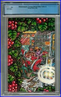 Michaelangelo, Teenage Mutant Ninja Turtles #1 (1986) CGC 9.6 White Pgs