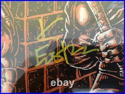 Raphael 1 CGC 9.4 SS Signature Mirage 1985 1st Teenage Mutant Ninja Turtles