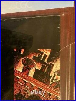 TEENAGE MUTANT NINJA TURTLES #1 CGC 5.0 VG/FN Original Mirage 1st Print 1984 WP