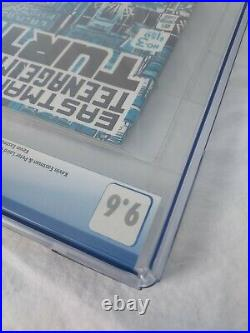 TEENAGE MUTANT NINJA TURTLES #3 1st printing CGC 9.6 1985 White Pages