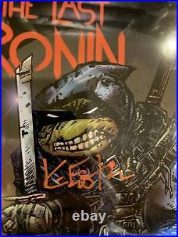 TMNT Last Ronin #1 NYCC Variant CGC SS 9.8 SIGNED Eastman Mutant Ninja Turtles