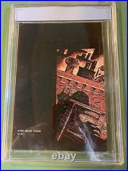 TMNT Teenage Mutant Ninja Turtles #1 Second 2nd Print, CGC 8.0 1984