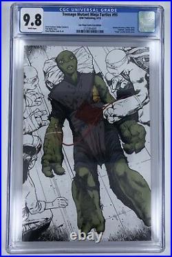 TMNT Teenage Mutant Ninja Turtles 95 San Diego Comic Con CGC 9.8 SDCC Jennika