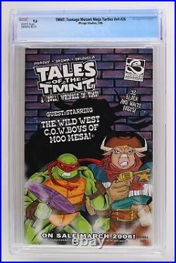 TMNT Teenage Mutant Ninja Turtles #v4 #26 Mirage 2006 CGC 9.6