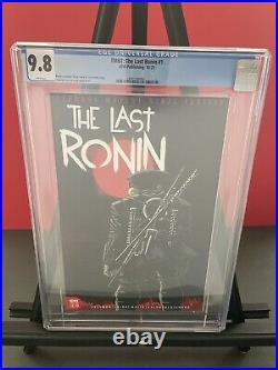 TMNT The Last Ronin #1 CGC 9.8 Cover A 1st Print Teenage Mutant Ninja Turtles