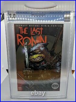 TMNT The Last Ronin #1 NYCC Eastman Variant CGC 9.8 Teenage Mutant Ninja Turtles