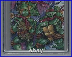 Tales of the Teenage Mutant Ninja Turtles #1 Only 16 9.8s On Census 1987 CGC 9.8