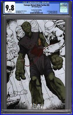 Teenage Mutant Ninja TURTLES #95 CGC 9.8 SDCC Variant Ltd 200! (2112461005)