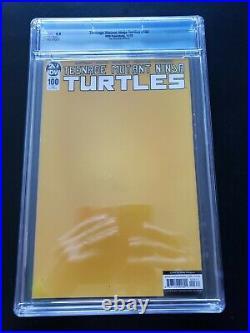 Teenage Mutant Ninja Turtles 100 TURTLEMANIA SPECIAL CGC 9.9