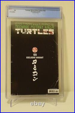 Teenage Mutant Ninja Turtles #100 Ultimate Comics Peach Mokoko CGC 9.8