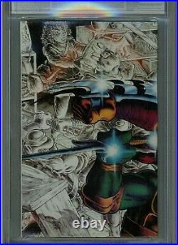Teenage Mutant Ninja Turtles #10 Cgc 9.8 Wp 1987 Original 2nd Casey Jones Key
