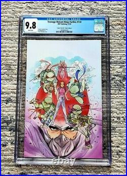 Teenage Mutant Ninja Turtles #110 CGC 9.8 Peach Momoko Comic Tom 101 Virgin