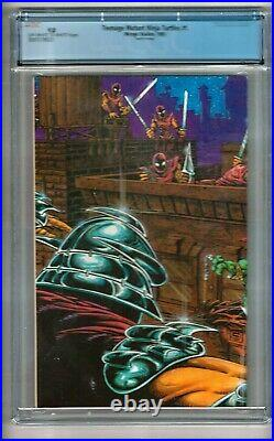 Teenage Mutant Ninja Turtles #1 (1985) CGC 9.8 OWithW Pages. 4th Print