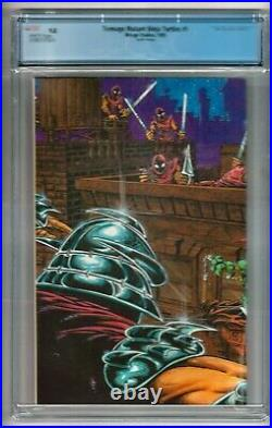 Teenage Mutant Ninja Turtles #1 (1985) CGC 9.8 White Pages. 4th Print