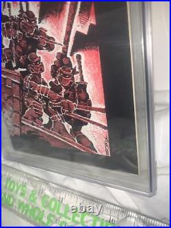 Teenage Mutant Ninja Turtles #1 1st Printing CGC 8.0 WHITE PAGES 1984 TMNT