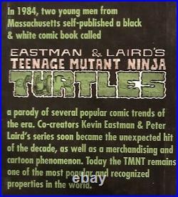 Teenage Mutant Ninja Turtles 1 1st print CGC 6.5 OWithW 1984 TMNT