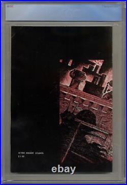 Teenage Mutant Ninja Turtles #1 2nd Printing CGC 7.5 1984 3767591001