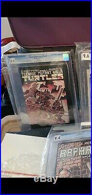 Teenage Mutant Ninja Turtles #1 3rd Print 1984 Tmnt Comic CGC 9.4