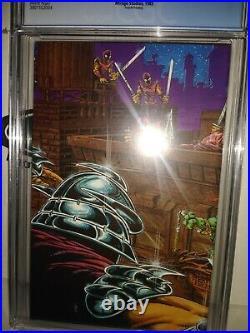 Teenage Mutant Ninja Turtles 1 4th Print Cgc 9.2