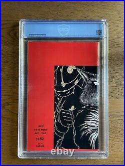 Teenage Mutant Ninja Turtles #1, 5th Printing, CBCS 7.0