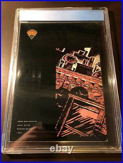 Teenage Mutant Ninja Turtles #1 6th Print Mirage 1992 CGC 9.4 NM WP RARE