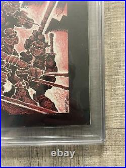 Teenage Mutant Ninja Turtles #1 CGC 7.5 1st Print 1984