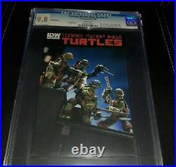 Teenage Mutant Ninja Turtles #1 CGC 9.8