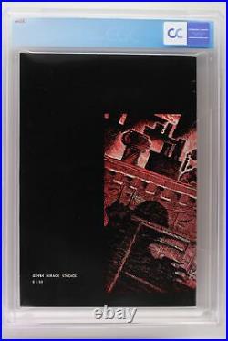 Teenage Mutant Ninja Turtles #1 -Mirage 1984- CGC 8.0 Origin/1st App 2nd Print