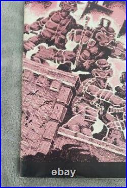 Teenage Mutant Ninja Turtles #1 Mirage 1985 3rd Print 1st TMNT 5.5-6.0