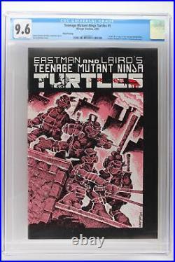 Teenage Mutant Ninja Turtles #1 Mirage 1985 CGC 9.6 -3rd Print- 1st Ap Turtles