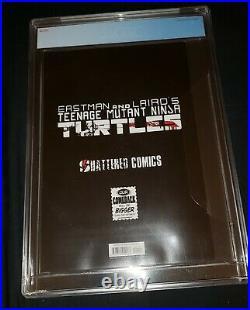 Teenage Mutant Ninja Turtles 1 Shattered Variant CGC 9.8 idwithmirage eastman