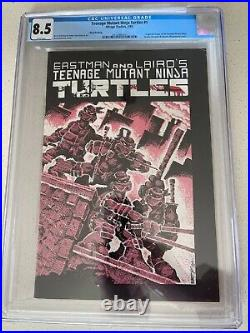 Teenage Mutant Ninja Turtles #1 Third (3rd) Print CGC 8.5 White Pages