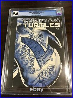 Teenage Mutant Ninja Turtles#2 CGC 9.6 1st print 1st appearance of April O'Neill
