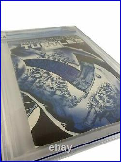 Teenage Mutant Ninja Turtles #2 CGC 9.6 First Printing Mirage Studios 1984