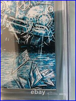 Teenage Mutant Ninja Turtles #3 1st First Print, CGC 9.6 TMNT White Pages 1985