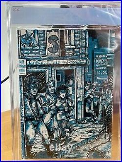 Teenage Mutant Ninja Turtles #3 CGC 9.0 1st print 1984 TMNT WHITE PAGES