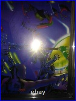 Teenage Mutant Ninja Turtles 4 2nd Print CGC 9.2