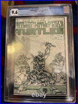 Teenage Mutant Ninja Turtles #4 CGC 9.6 1985 3722787003