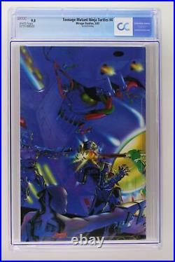 Teenage Mutant Ninja Turtles #4 Mirage Studios 1987 CGC 9.0 2nd Print