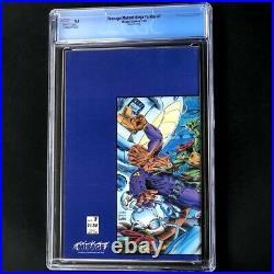 Teenage Mutant Ninja Turtles #7 2nd Print (1989) CGC 9.4 Mirage Second Printing