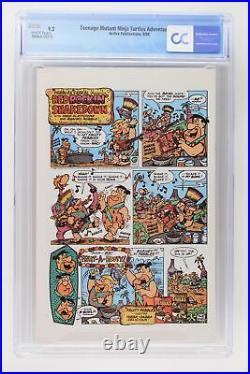 Teenage Mutant Ninja Turtles Adventures #1 Archie 1988 CGC 9.2 1st comic book