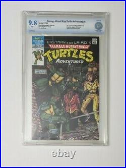 Teenage Mutant Ninja Turtles Adventures #1 CGC CBCS 9.8 First Krang
