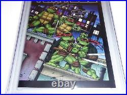 Teenage Mutant Ninja Turtles Color Special #1 Error Autograph CGC SS 9.8 EASTMAN