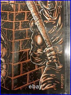 Teenage Mutant Ninja Turtles Raphael #1 CGC 9.6 First Print WHITE PAGES