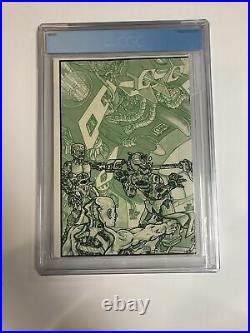 Teenage Mutant Ninja Turtles TMNT (1985) # 4 (CGC 8.5) 1st Print