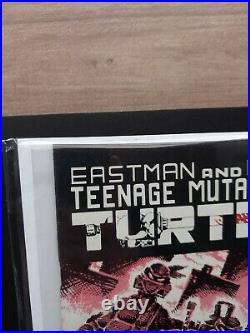 Teenage Mutant Ninja Turtles TMNT #1 3rd Printing CBCS 8.0 graded