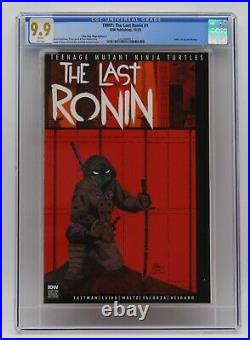 Teenage Mutant Ninja Turtles The Last Ronin (2020) #1 McFarland Cover C CGC 9.9
