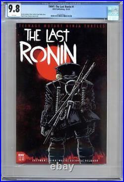 Teenage Mutant Ninja Turtles the Last Ronin 1A Eastman CGC 9.8 2020 3753594001