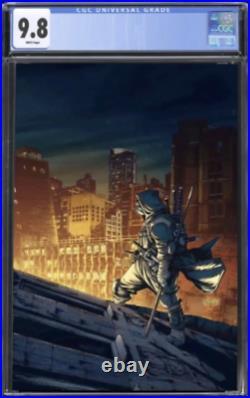The Last Ronin #1 125 Cgc 9.8 Teenage Mutant Ninja Turtles Tmnt Nmpresell